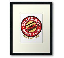 Galaxy Dance Club Framed Print