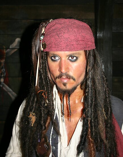 Captain Jack Sparrow by jab03