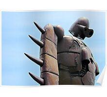 Japan Reloaded - Sky Robot Poster