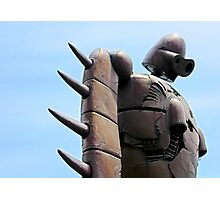 Japan Reloaded - Sky Robot Photographic Print