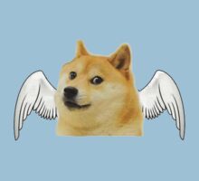 Angel Doge by evanmayer