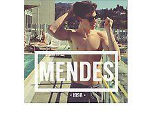 Mendes Photographic Print