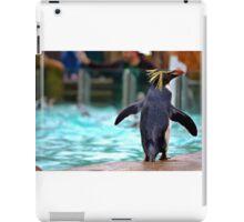 Penguin Parade at London Zoo ZSL  iPad Case/Skin