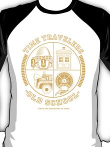 TIME TRAVELERS OLD SCHOOL T-Shirt