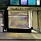 Silbers pharmacy by sword