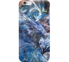 Magnetic midnight bridging worlds of time and space iPhone Case/Skin