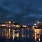 Broadstairs evening by Paul Tremble