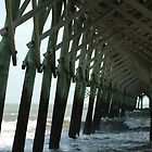Under the Pier by KBSImages