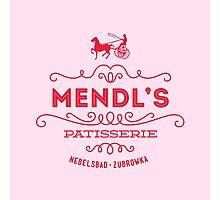 Mendl's Patisserie Photographic Print