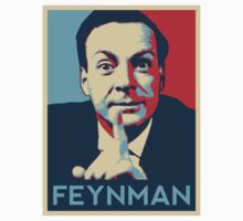 Richard P. Feynman, Theoretical Physicist by Feynman