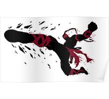Lee Sin Ink Black Poster