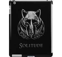 Solitude iPad Case/Skin