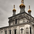 Russian church by Antoine Beyeler