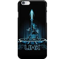 LINKTRON - Blue Variant iPhone Case/Skin