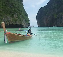 Phi Phi, Thailand by KimmyEvans