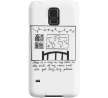 Maps- The Front Bottoms Samsung Galaxy Case/Skin