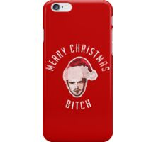 Merry Christmas. Bitch. iPhone Case/Skin