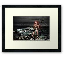 Stormbringer - Rose & Kevin Kroeker Framed Print