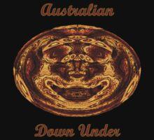 """Australian Down Under"" by Suzy  Baines"