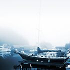 Fogy Harbor  by Per Ove Sleen