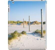 coastal dune Sankt Peter-Ording iPad Case/Skin