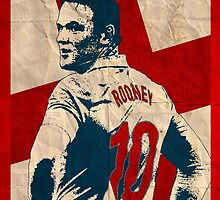 Rooney by johnsalonika84