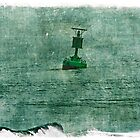 Green Buoy - Barnegat Inlet - New Jersey - USA by MotherNature2