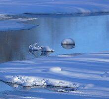 Blue Water by Geoffrey