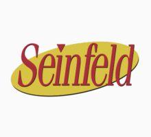 Seinfeld Logo Kids Clothes