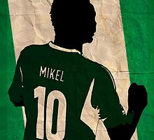 Mikel by johnsalonika84