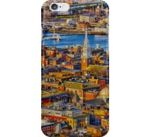 Old North Church , North End, Boston MA iPhone Case/Skin