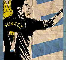 Suarez by johnsalonika84