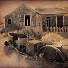 Bodie Ghost Town by CarolM