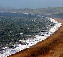 Chesil Beach  by christhepostman