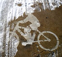 the cyclist by mbakk