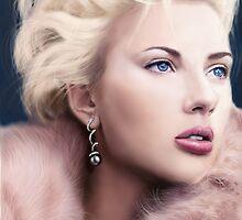 Scarlett Johansson by XialaCeleste