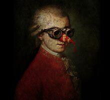 Steampunk Mozart by StrangeStore