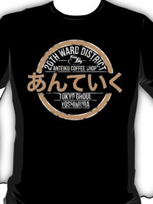Anteiku Coffee Shop T-Shirt