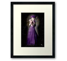 Flowers In The Attic Framed Print