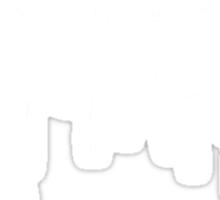 Apéritif - White Sticker