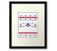 Ho-Ho-Hoenn!  Framed Print