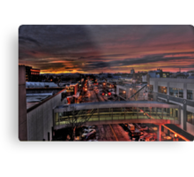 Early Morning Salem Oregon Metal Print