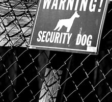 Warning by snorman