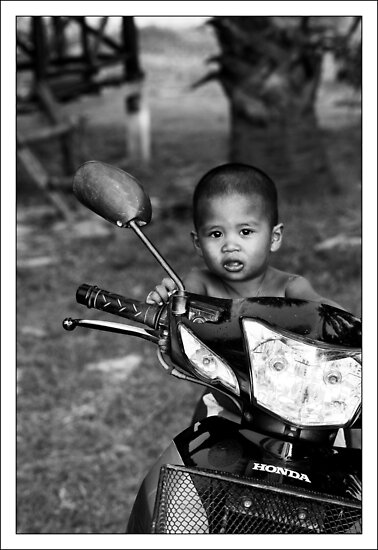 Faces of Thailand -- the next generation by fred  funkeldink