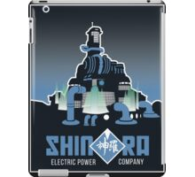 Join in the Shin-Ra corp. iPad Case/Skin