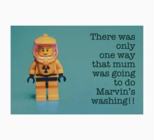 Mum and Marvin's dirty washing! T-Shirt