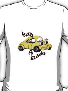 Bug A Ride T-Shirt