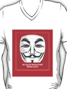 In case of revolution T-Shirt