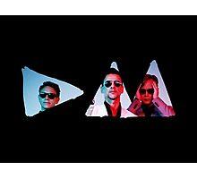 Depeche Mode : Logo DM 2013 Photo Photographic Print