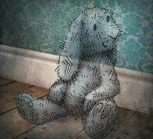 Vintage Toy Bunny by StrangeStore